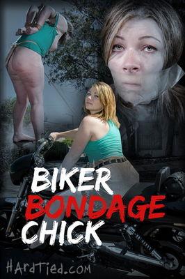 Hardtied - Oct 14, 2015: Biker Bondage Chick | Harley Ace | Jack Hammer