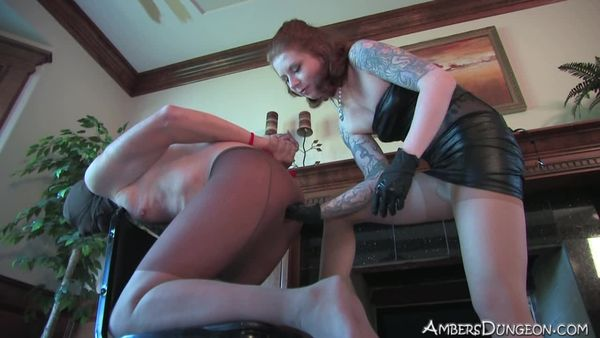 AmberDungeon - Mistress Eden - Prove Yourself - Part 1 of 2