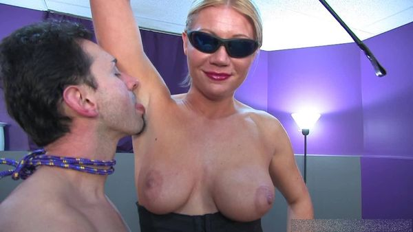 AmberDungeon - Mistress Christina - Punish The Pretty Boy - Part 3 of 3