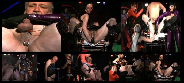 KinkyCarmen - The Fun Continues at KitKatClub