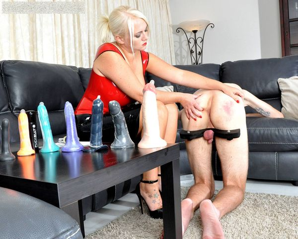 FemmeFataleFilms - Divine Mistress Heather - Humbled For Heather complete