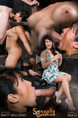 Sexually Broken - Nov 11, 2015 Mia Li | Maestro | Matt Williams
