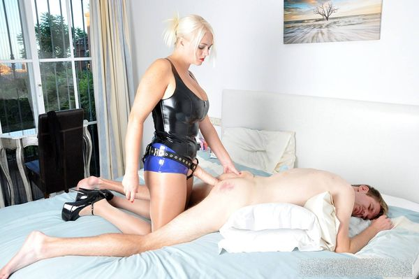FemmeFataleFilms - Divine Mistress Heather - Rude Awakening complete