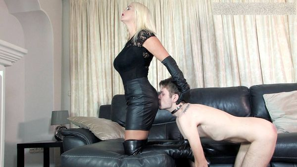 FemmeFataleFilms - Divine Mistress Heather - Lust For Leather part 1-2 update