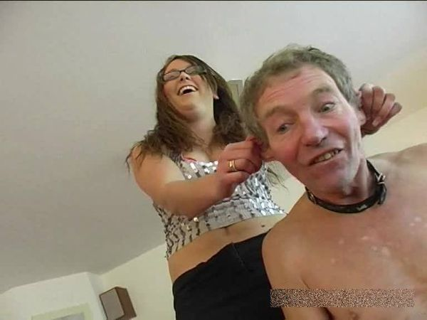 FemdomShed - Bratty Princess - Ear dragging