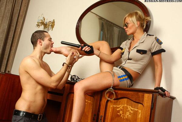 Russian-Mistress - Irina