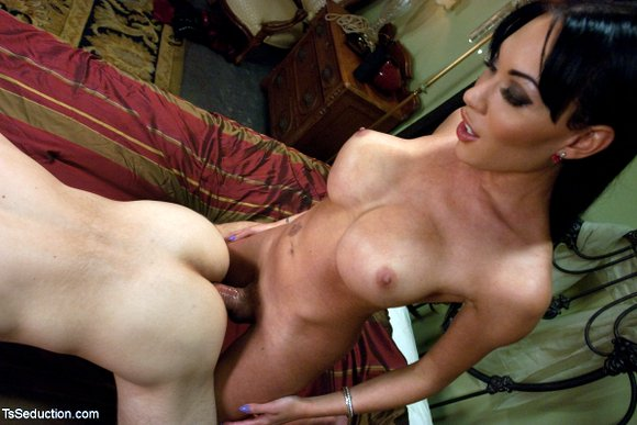 TsSeduction: Mia Isabella, Blake