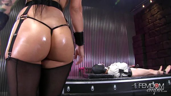 FemdomEmpire - Katrina Jade - Blue-Balled and Busted Wimp