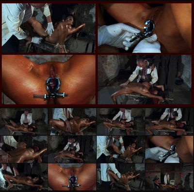 BDSM Prison - July 30, 2015 Town Whore Natalia Endures Medical Torment with Prison Doctor