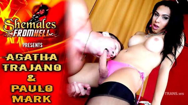 ShemalesFromHell: Agatha Trajano, Paulo Mark