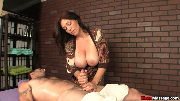 MeanMassage - Charlee Chase - Ruined Orgasm Cock Massage