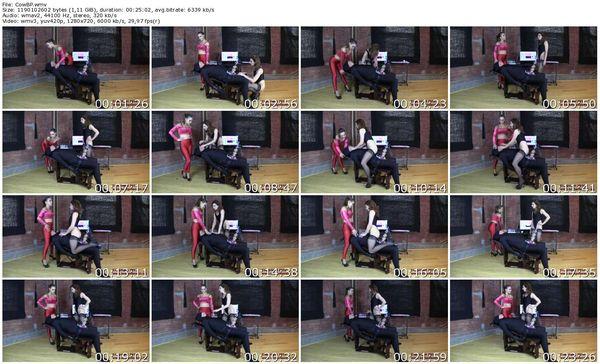 BratPrincess - Sasha Foxx - Cow Andy Milked without Mercy