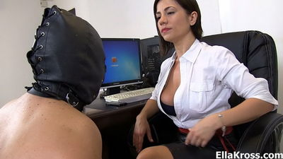 Ella Kross - Trampling My Useless Worker