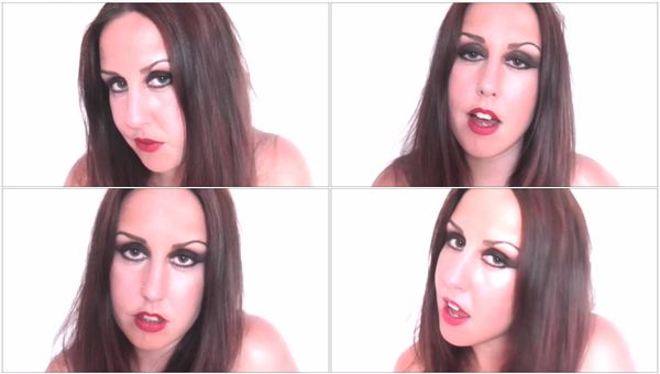 Goddess Lucy Marie - Pavlovian Brainwashing 1: No Release
