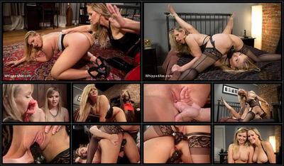 Whipped Ass - Jan 8, 2016 - Simone Sonay and Melissa May