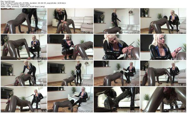 FemmeFataleFilms - Mistress Heather - Hooked On Heather part 1-3 update