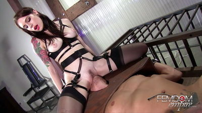Femdom Empire - Greedy Mistress Cunt Anna Deville