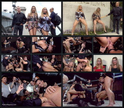 Public Disgrace - Jan 15, 2016 - Steve Holmes, Frank Gun, Isabella Clark, Chad Rockwell and Mandy