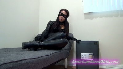 American Mean Girls - You Are Catwoman's Prisoner Princess Bella