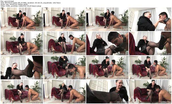 FemmeFataleFilms - Lady Sophia Black - Serve and Worship part 1-3 update