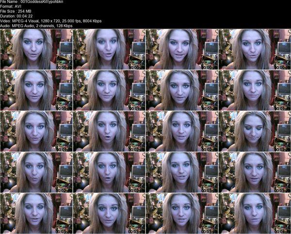 Goddess Kitty - Reprogramming Your Mind 1: Identity