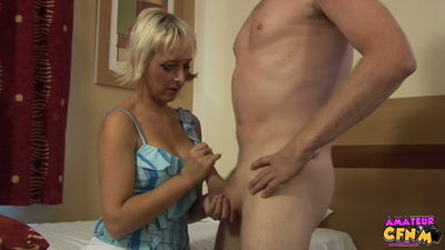 Amateur CFNM - Tracy Venus - Amateur Stripper