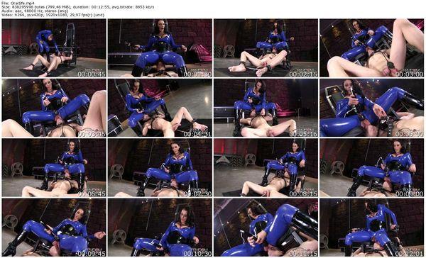 FemdomEmpire - Austin Lynn - Balls Bound Pussy Licking