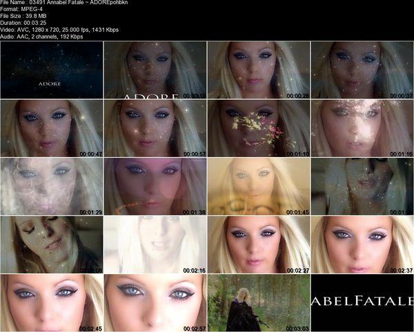Annabel Fatale - ADORE
