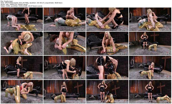FemdomEmpire - Anikka Albrite - It's A Pup's Life