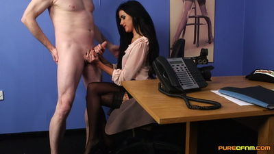 Pure CFNM - Emma Louisee - Time To Touch