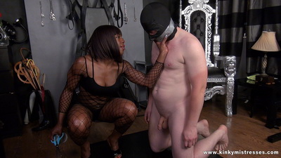Kinky Mistresses - Mistress Kiana - The CP Slave