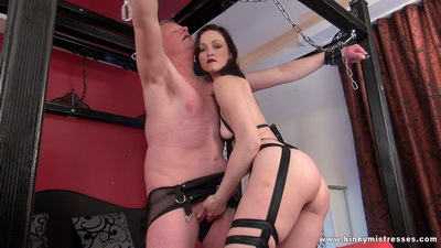 Kinky Mistresses - Vivienne Lamour - My Slave For My Pleasure