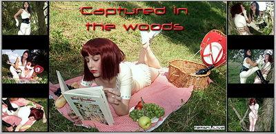 Fetish Live – Amrita, Romy – Captured In The Woods