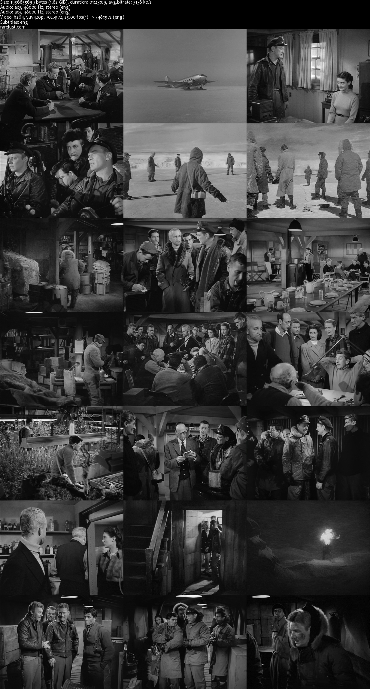the thing from another world 1951 dvdrip 182gb