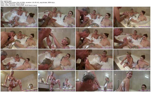 ClubStiletto - Mistress Kandy, Miss Olivia Rose - Kandy's Bathmat Bitch
