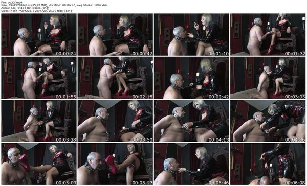FemmeFataleFilms - Mistress Johanna - Out Of The Box part 1-3 update