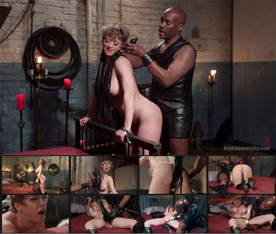 Kink University - Feb 29, 2016 - Darling and Master Hines