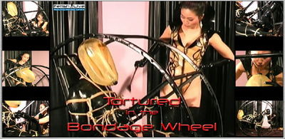 Fetish Live - Mistress Amrita - Tortured In The Bondage