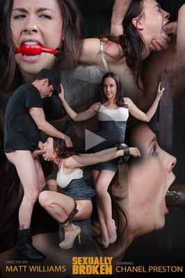 Sexually Broken - Mar 9, 2016 Chanel Preston | Maestro | Jack Hammer