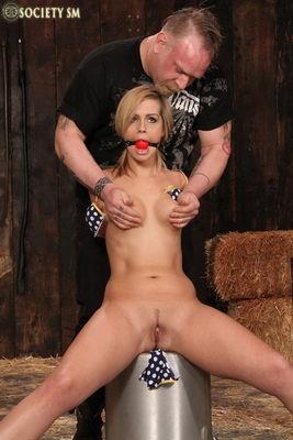 Society SM - Babydoll Bondage Freak - Tara Lynn Foxx