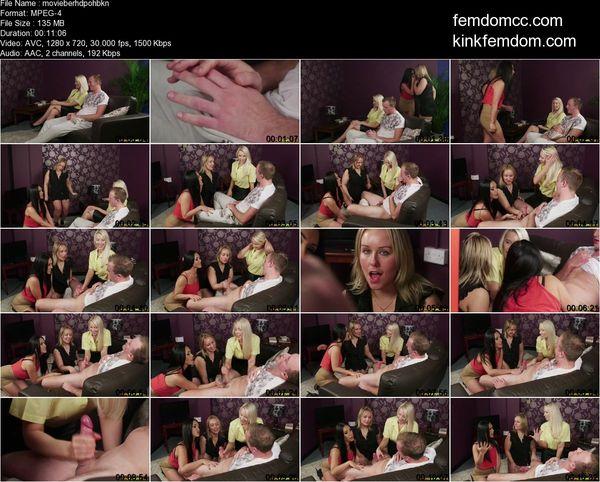 Purecfnm -   Ashley Rider, Hannah Shaw, Taylor Shay  - Movie Boner