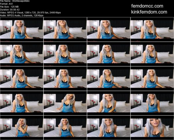 Princess Alexa - Married Faggot Humiliation