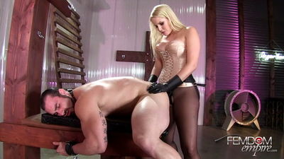 Femdom Empire - Vanessa Cage - BBC Ass Whore