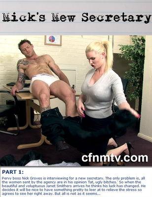 CfnmTV - Nicks New Secretary 1