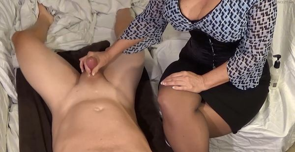 Mom wants a taboo relationship with not her son - 3 part 3