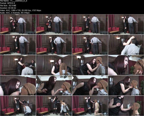 FemmeFataleFilms - Rebekka Raynor - Belittled In The Bar Part 1-6