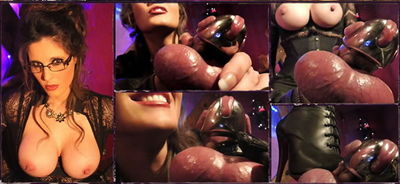 Dominatrix Annabelle - A Haunting Encounter!
