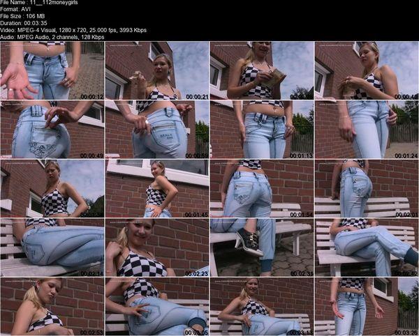 Money girls - Financial dominatrix Nadine