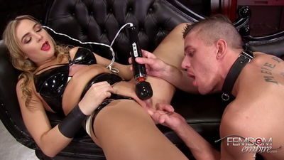 Femdom Empire - Blaire Williams - Amazon Pussy Service