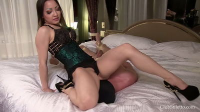 Clubstiletto - Mistress XI - Thank Me For the Privilege